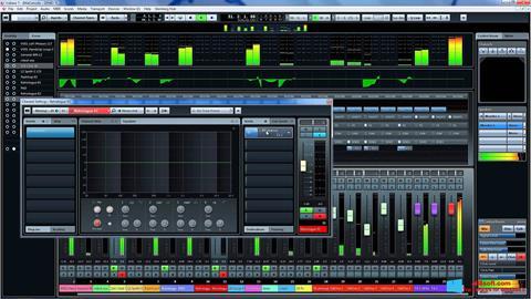 Screenshot Cubase für Windows 8