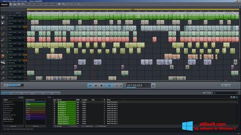 Screenshot MAGIX Music Maker für Windows 8