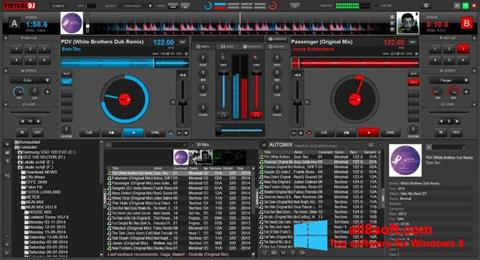 Screenshot Virtual DJ für Windows 8