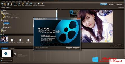 Screenshot ProShow Producer für Windows 8